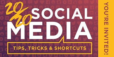 El Paso, TX - Social Media Training - Feb. 26th tickets