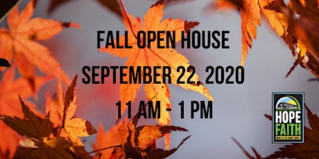 Fall Open House tickets