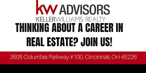 Career Exploration with Keller Williams Advisors