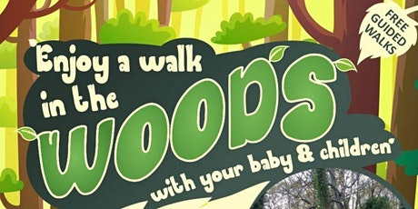A Walk in the Woods for Parents & Children tickets