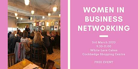 Warrington Women in Business Networking tickets
