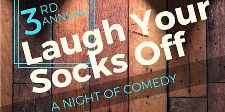 Laugh Your Socks Off - A Night Of Comedy tickets