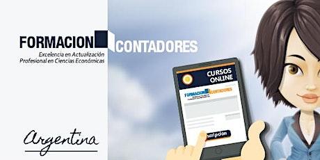 Curso online Principales cuestiones prácticas de la moratoria impositiva, aduanera y previsional para las... entradas