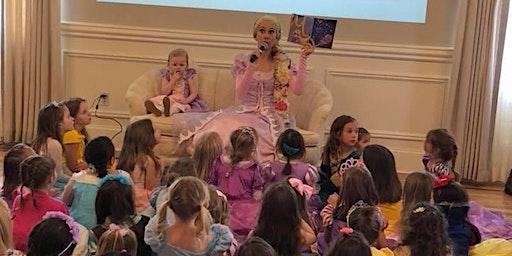 Princess Rapunzel Tea at Tilton Castle