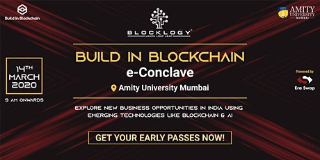 Build In Blockchain e-Concalve 2020 tickets