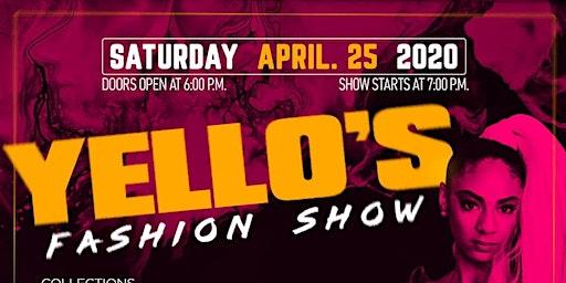 YELLO's Fashion Show