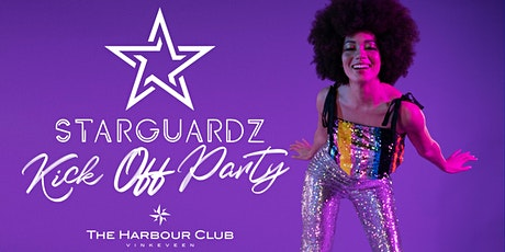 Starguardz - Disco Reinvented at The Harbour Club. tickets