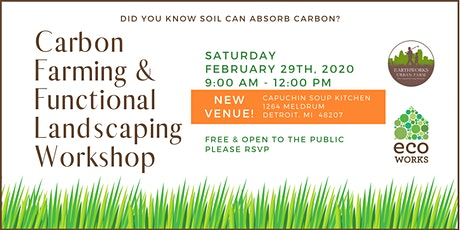 Carbon Farming & Functional Landscaping Workshop tickets
