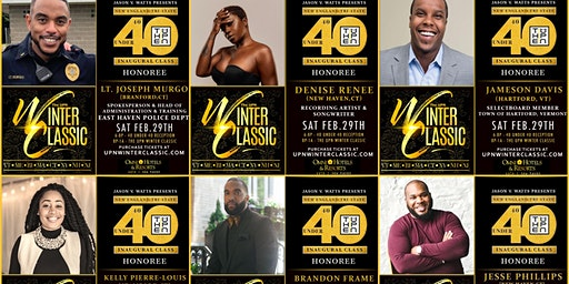 "The Inaugural  UPN ""40 Under 40"" Reception - 2020 Next Gen Leaders"