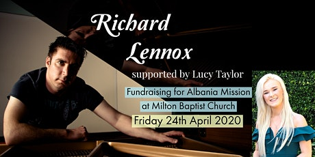 Richard Lennox Spring Concert 2020 (Albania Mission) tickets