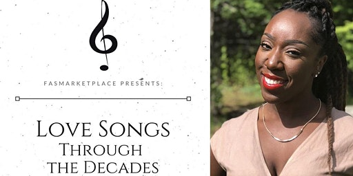 LIVE at the Market- 'Love Songs: Through the Decades'
