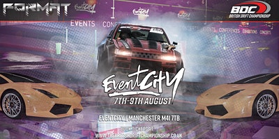 BDC – EventCity – Event 5 – Format – (20% off Early Bird!)
