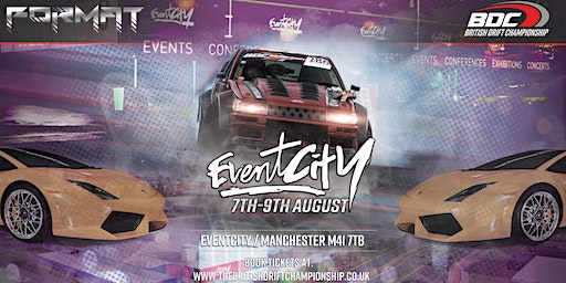BDC - EventCity - Event 5 - Format - (20% off Early Bird!)
