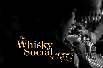 The Whisky Social - Laphroaig: Iconic Islay tickets