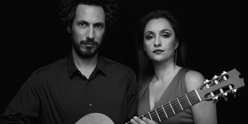 Vivianna Giannaki y Mariano Gil / Auditorio Nacion