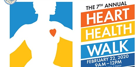 Heart Health Walk 2020 tickets