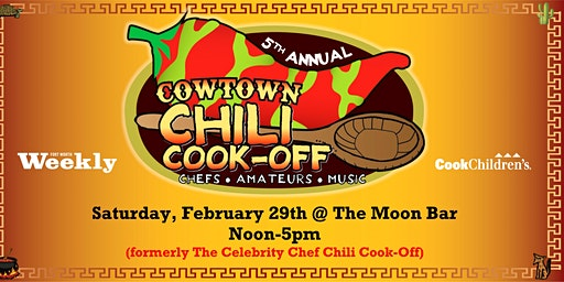 2020 Cowtown Chili Cook-Off