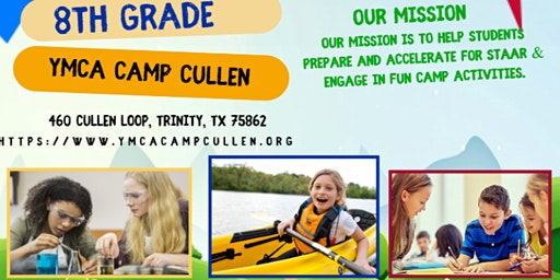 HSI-Katy 8th Grade Science Staar Preparation Camp(Just for HSI-Katy students)