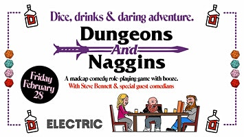 Dungeons and Naggins