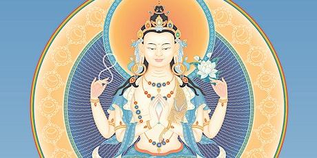 Four-armed Avalokiteshvara Empowerment tickets
