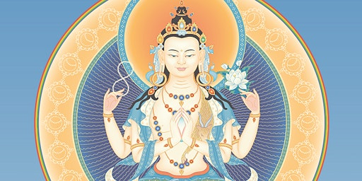 Four-armed Avalokiteshvara Empowerment