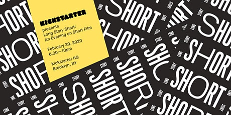 Long Story Short: An Evening on Short Film tickets