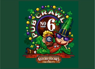 NYP Pub Crawl 2020 tickets