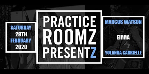 Practice Roomz Presentz - February 2020