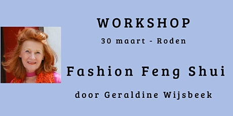 Workshop Fashion Feng Shui tickets