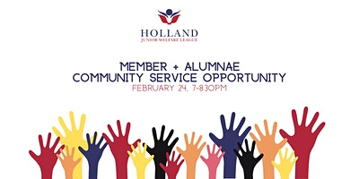 HJWL COMMUNITY SERVICE DAY: Resilience - Advocates for Ending Violence