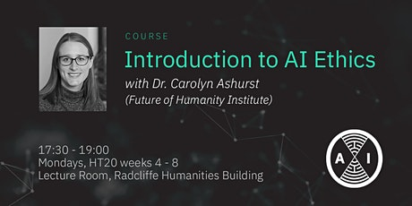 Introduction to AI Ethics tickets