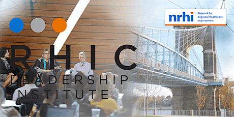 NRHI's RHIC Leadership Institute - May 5 & 6th 2020 tickets