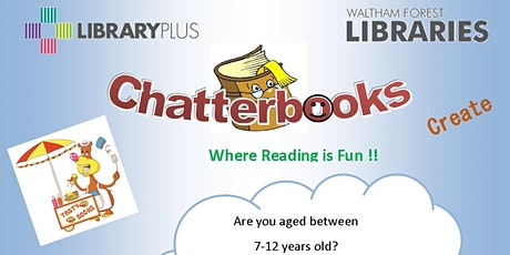 Chatterbooks Reading Group@Leytonstone Library tickets