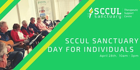 SCCUL Sanctuary Day For Individuals tickets