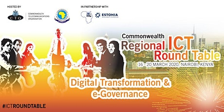 Commonwealth Regional ICT Round Table tickets