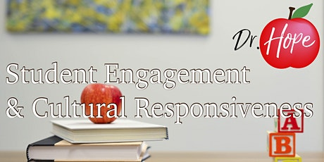 Student Engagement & Cultural Responsiveness tickets