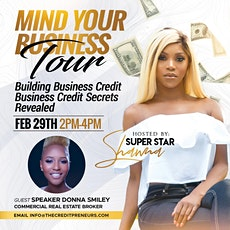 Mind Your Business  tickets