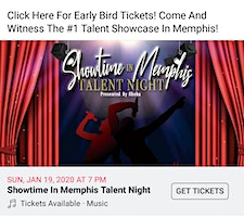 Showtime In Memphis Talent Night