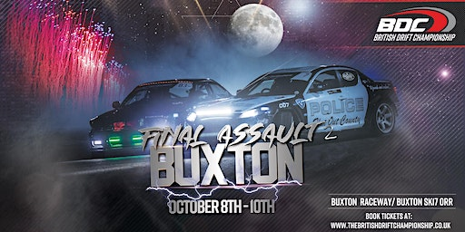 BDC - Buxton - Event 6 - Final Assault 2 - (20% off Early Bird!)
