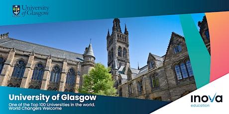 Estudia en la Universidad de Glasgow - sesión informativa, también en línea boletos