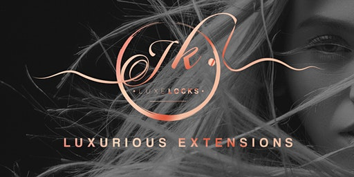 JK Luxe  Locks Training Academy -  Hair Extension Course