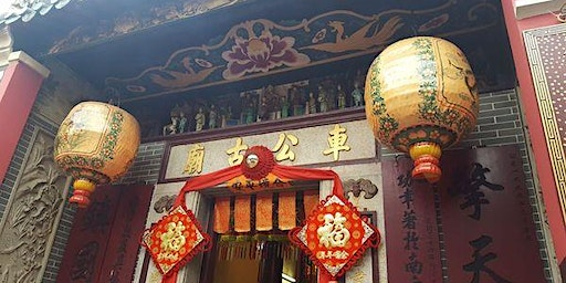 The Sai Kung Ternary: Che Kung, Tin Hau, and Immaculate Conception Chapel