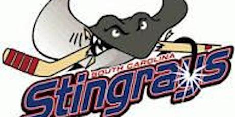 BAH NFT South Carolina Stingrays Hockey Game tickets