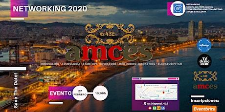 NETWORKING 2020 - 27 FEBRERO  entradas