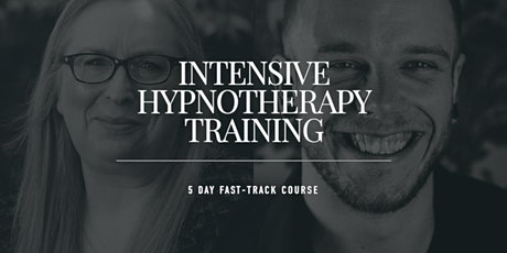 Intensive hypnotherapy training course - Become a hypnotherapist tickets