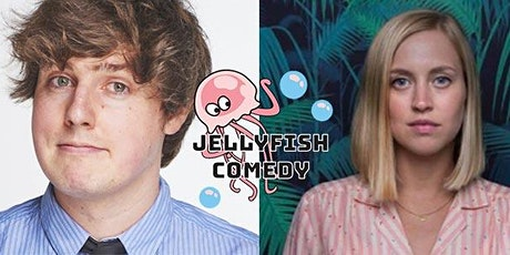 Jellyfish Comedy: March Mayhem tickets