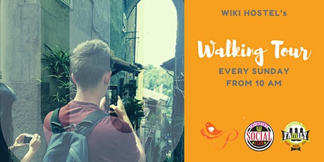 Free Walking Tour thru old town & farmer market! tickets