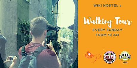 Free Walking Tour thru old town & farmer market! tickets