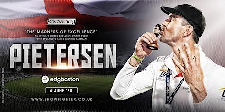 An evening with Kevin Pietersen tickets