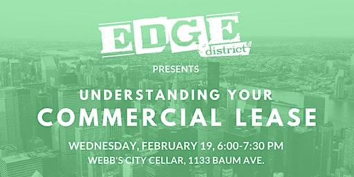 EBDA Commercial Lease Workshop 2/19/20